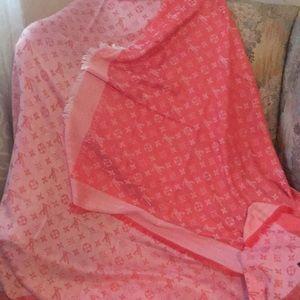 Christmas sale$$Louis Vuitton$$ scarf authentic